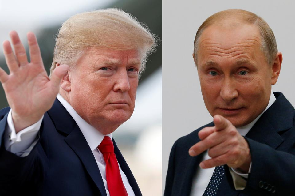 US President Donald Trump and Russian President Vladimir Putin will hold talks at a special summit on July 16, 2018.