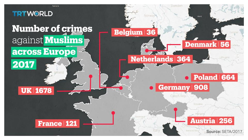 Muslim In Europe Map.Muslim Woman Assaulted In Belgium Her Hijab And Shirt Pulled Off