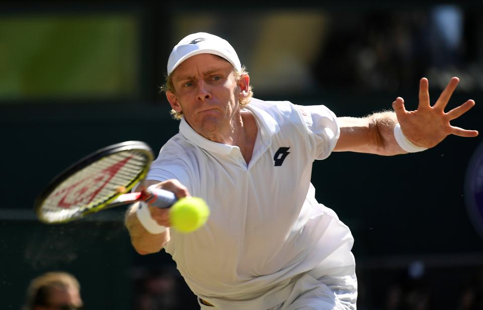 For the second time in less than a year, Kevin Anderson came short in a Grand Slam final.