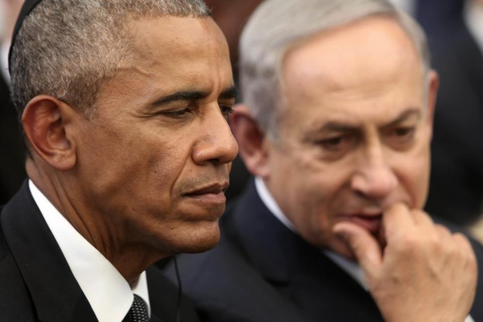 Obama's administration has intensified its criticism of Israeli settlement-building in the occupied West Bank. (AP)
