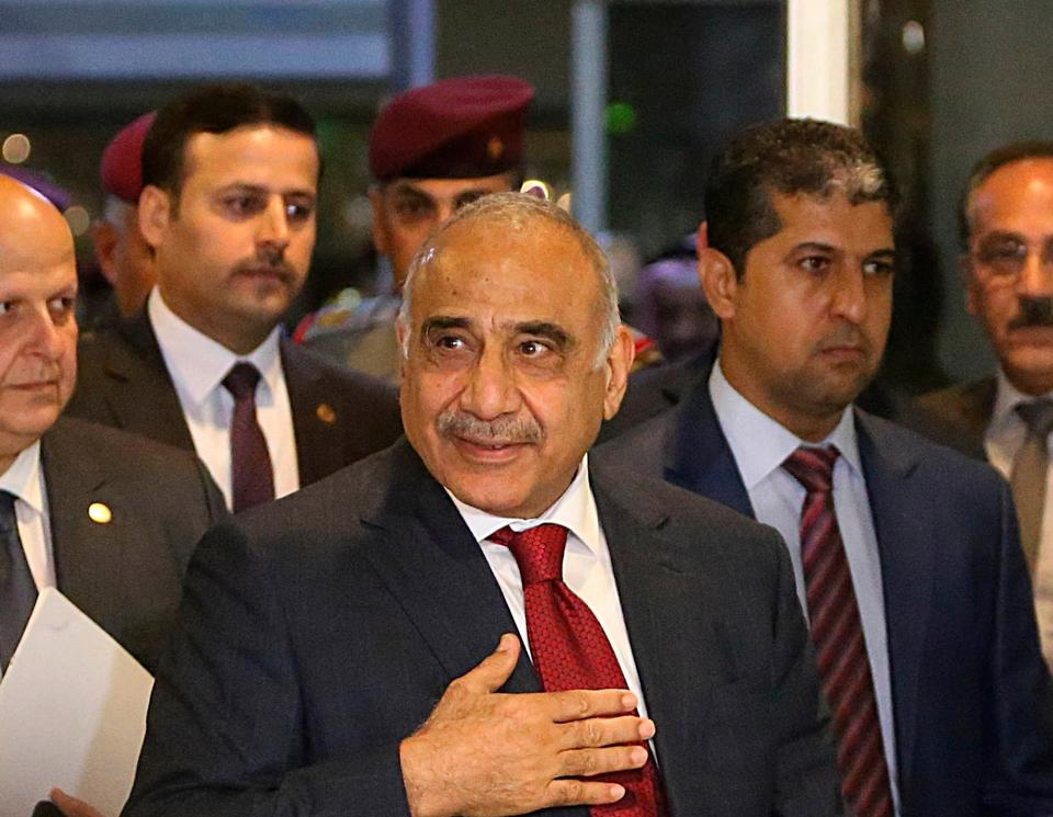 After months of delay, Iraqi Prime Minister Adel Abdul Mahdi has finally formed a government.