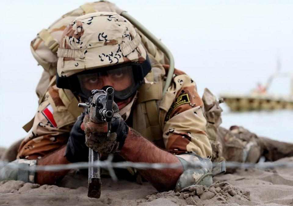 The 12 strongest militaries in the 'Muslim World'