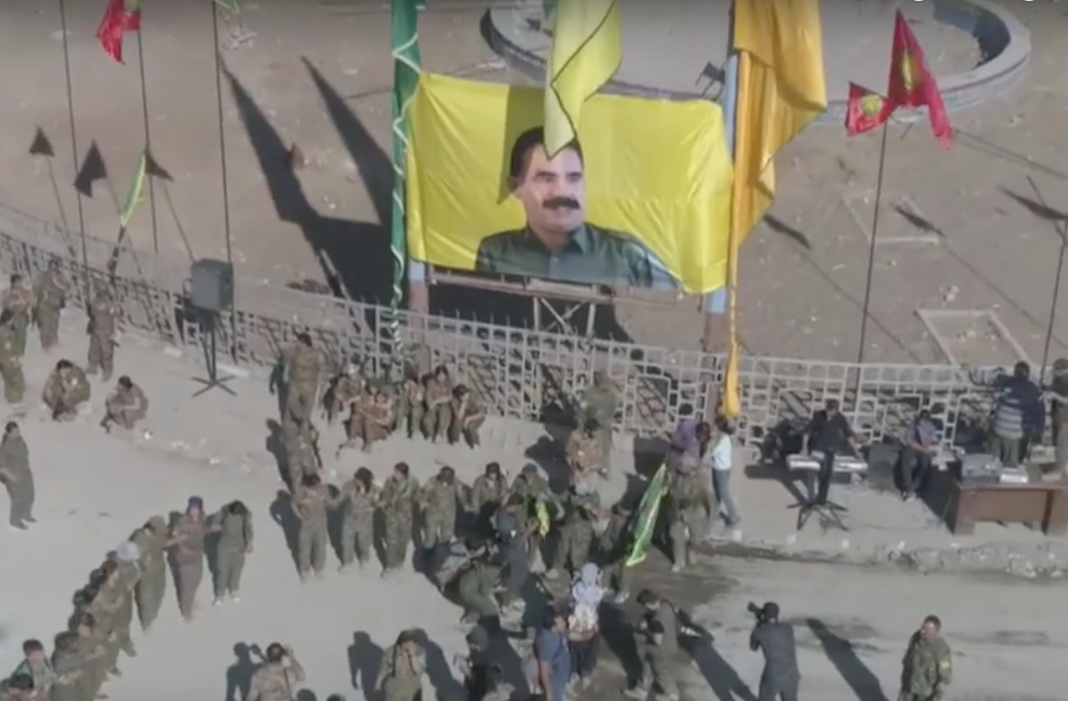 Despite US denial, PKK and YPG have powerfully been linked to each other. Last year, after the YPG-led SDF takeover of Raqqa, the self-proclaimed capital of Daesh, YPG militants had publicly displayed Ocalan posters in the main square of the city.