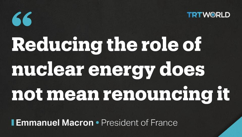 Macron says he acknowledges many struggling households felt penalised by an increase in fuel taxes this year, which sparked road blockades and demonstrations over the past 10 days.