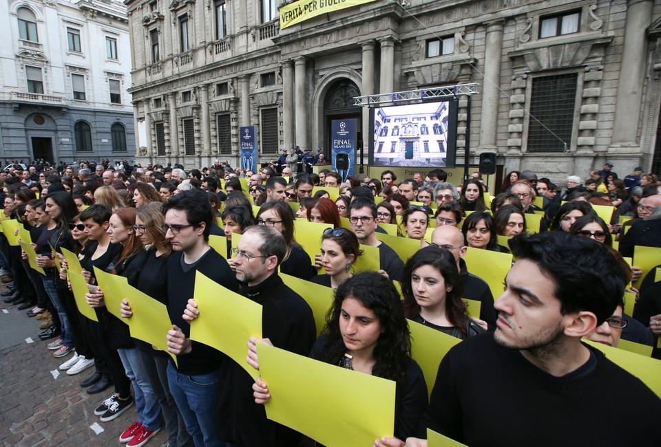 Human rights groups have for years raised concerns about arbitrary detention of activists by Sisi's government.