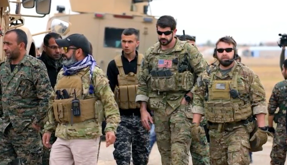 In northern Syria, Washington has deployed more than 2,000 troops, backing the Syrian Democratic Forces (SDF), which is led by the YPG, the Syrian wing of the PKK. Under Turkish pressure, President Trump has recently announced the withdrawal of all American forces from the region.