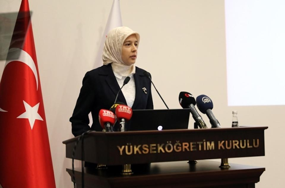 """Project Coordinator Zeliha Kocak Tufan has said that by """"academic heritage"""" Turkey refers to the literature, libraries, madrassas and ancient works the Middle East's thousands of years  of history has provided us, as well as academics, scientists, researchers and students who would carry this past knowledge into the future via universities and study centers."""