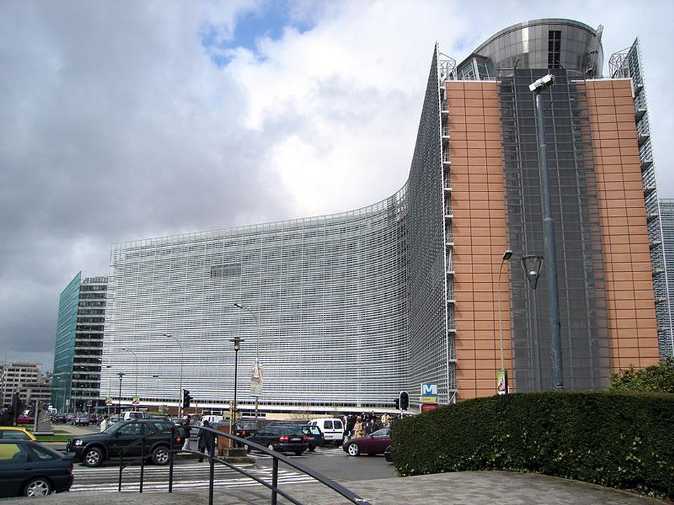 The Berlaymont is an office building in Brussels, Belgium, that houses the headquarters of the European Commission, which is the executive of the European Union.
