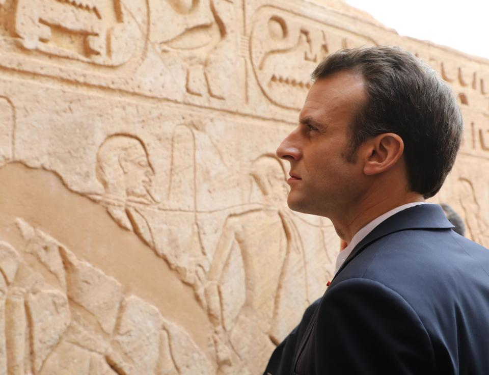 In January 2019, French President Emmanuel Macron was in Egypt where he defended France's security collaboration with Sisi's government.