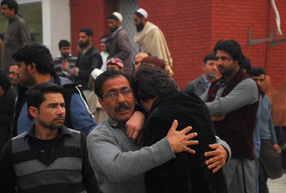 More than 60,000 people have been killed in Pakistan since 2003, according to the South Asia Terrorist Portal. (AP)
