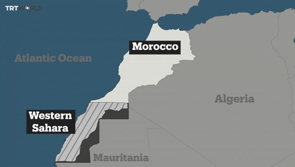 Timeline A brief history of the Western Sahara