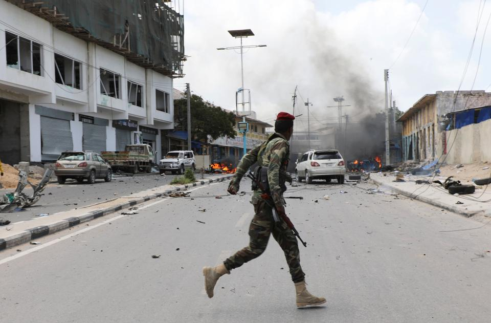 Somalia has been riven by civil war since 1991, when clan-based warlords overthrew autocrat Siad Barre , then turned on each other.
