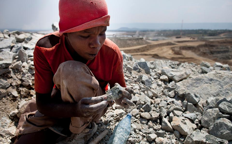 Barrick Gold runs large mines in countries such as Tanzania where activists complain the Canadian miner hasn't done much for the locals.