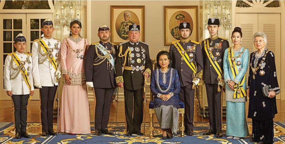 Johor Royal amily