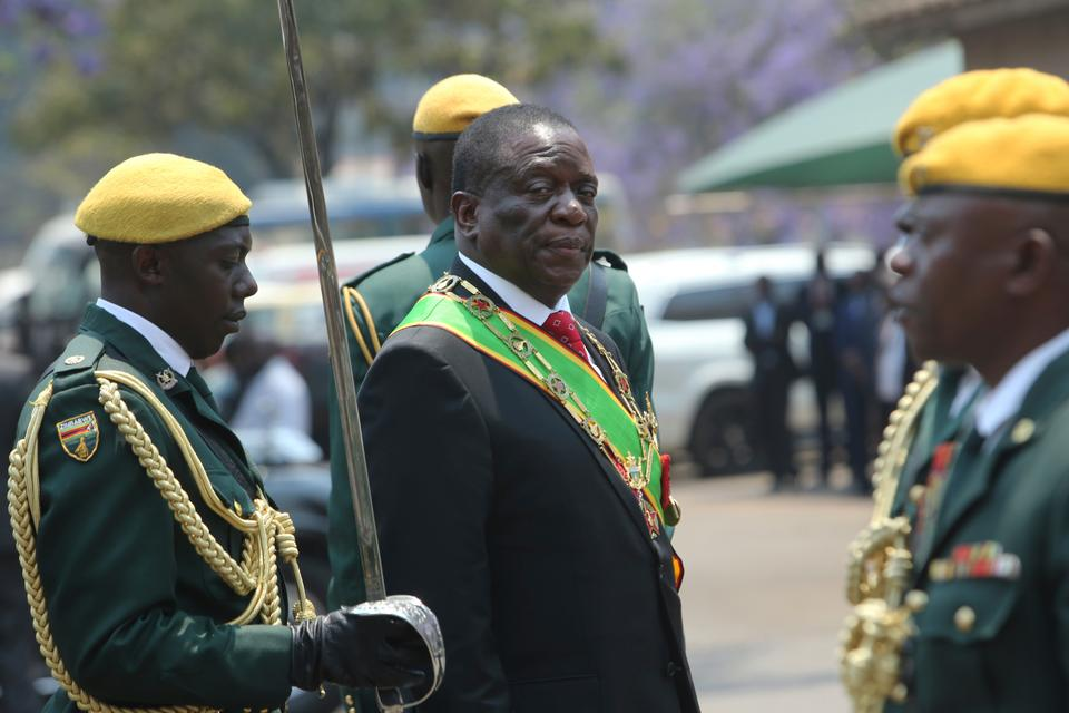 President Emmerson Mnangagwa strongly criticised the recent decision by the Geneva-based Convention on International Trade in Endangered Species (CITES) forum to refuse the country permission to trade in elephant ivory.