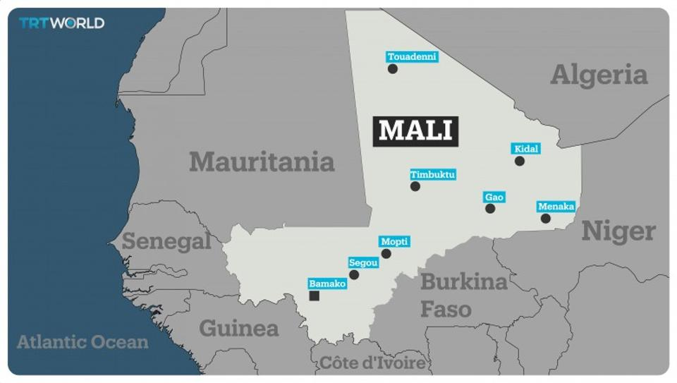 Why is Mali in the eye of a West African storm?