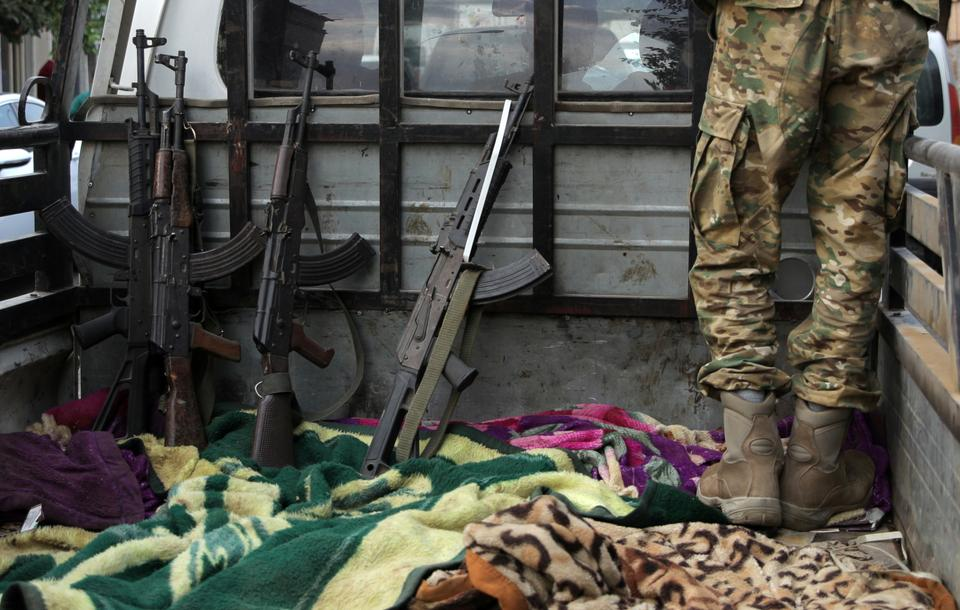 More than 100 million Kalashnikovs have been sold worldwide and about 50 armies use the AK-47 including those in Iraq and Somalia.