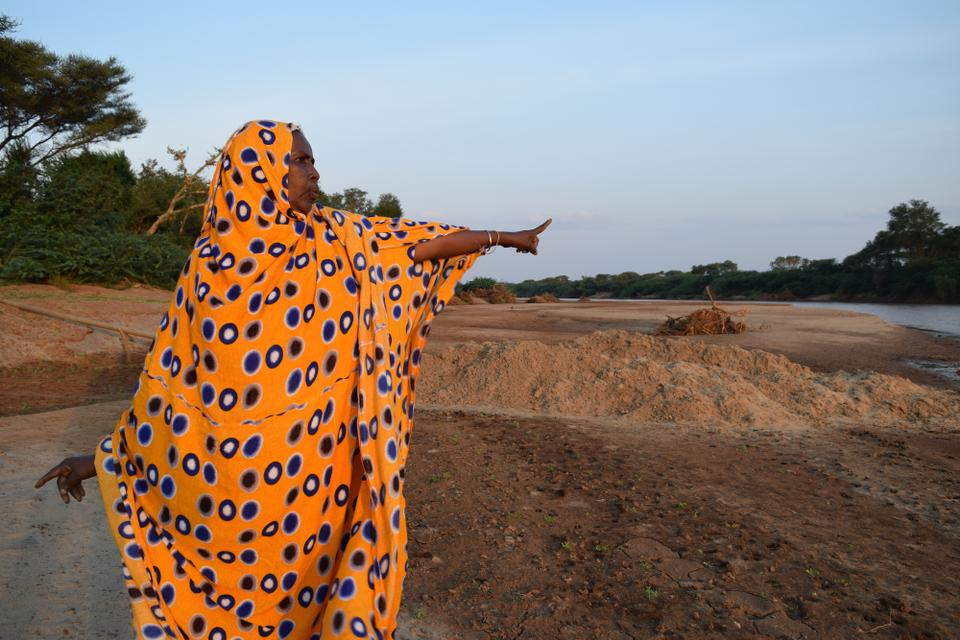 Haweya Haji thinks there's a limit to her patience and without external help she may not survive in near future.