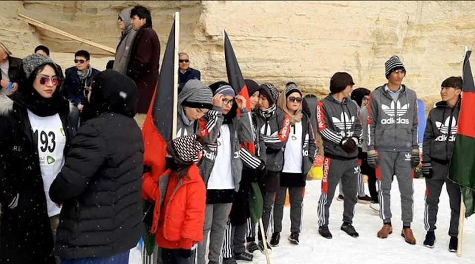 The Afghanistan National Snowboard Team will take part in a snowboarding competition in Pakistan at the end of this month.