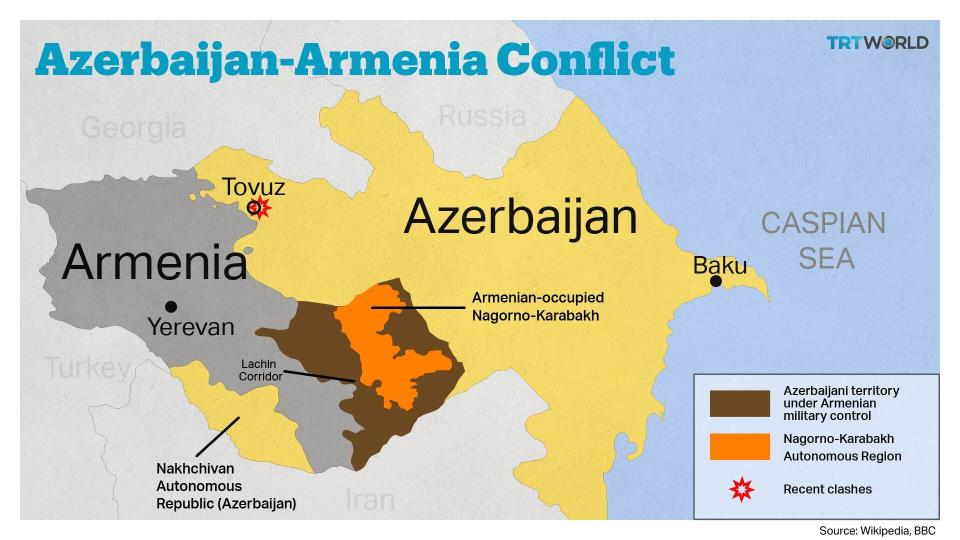 Strategic Lessons from Armenia-Azerbaijan Conflict 2020, post Ceasefire
