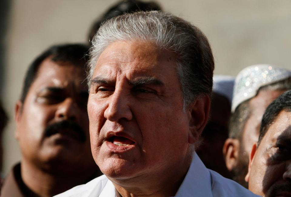 Pakistan's Foreign Minister Shah Mehmood Qureshi criticised Saudi Arabia for not backing Islamabad strongly enough on the Kashmir issue.