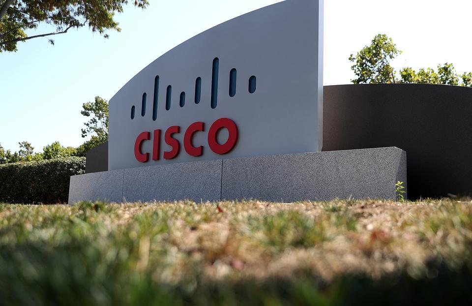 Cisco Systems headquarters in San Jose, California.