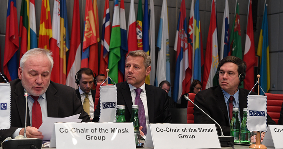 Why the Minsk Group is unable to address the Azerbaijan-Armenia conflict