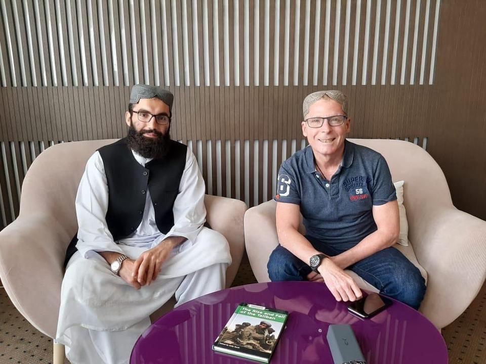 Он принял Ислам, находясь в заложниках - IV